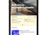 Konkursowy projekt strony internetowej ASP w Katowicach