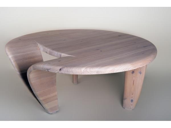 Ława z drewna sosnowego