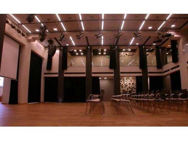 Sala Kolumnowa Łódzkiego Domu Kultury