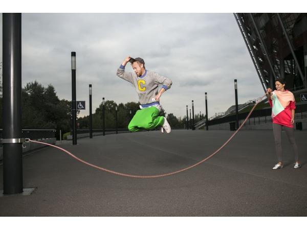 Urządzenia sportowo-rekreacyjne do przestrzeni publicznej