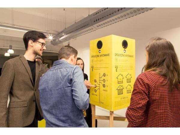 Mobilne laboratorium dla Generatora Innowacji Sieci Wsparcia