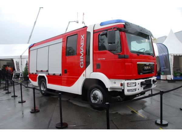 GIMAEX Firefighter
