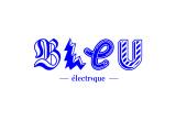 Bleu Électrique Paris (identyfikacja, projekty nadruków)