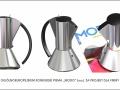 """Projekt konkursowy: """"Dzbanek do Espresso"""" dla firmy GIANNINA (Italy)"""