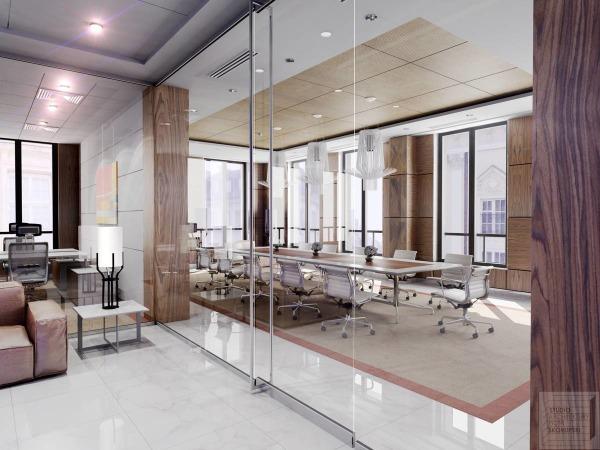Ekskluzywny projekt biura