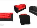 Sofa – koncepcja studyjna