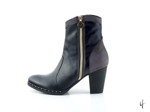Leather shoes, Lubysz, fall/winter 2013/14
