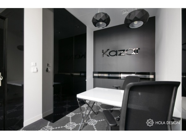 Wzorcownia firmy KAZAR - projekt kompleksowy
