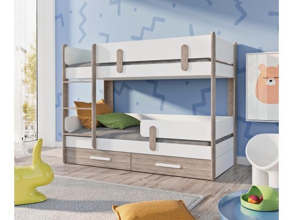 Projekty łóżek piętrowych dla młodzieży