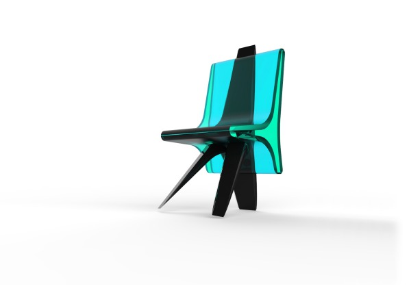 Krzesło Tri-Blade