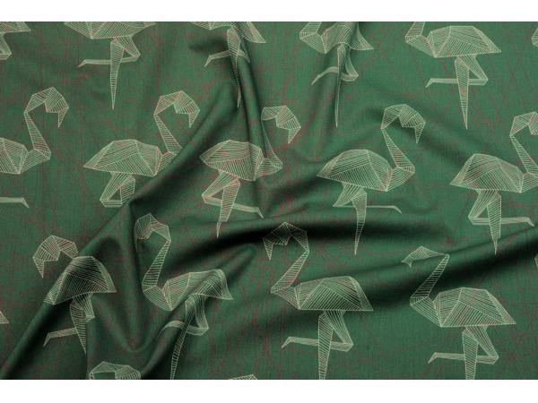 tkanina Flamingi (morski)
