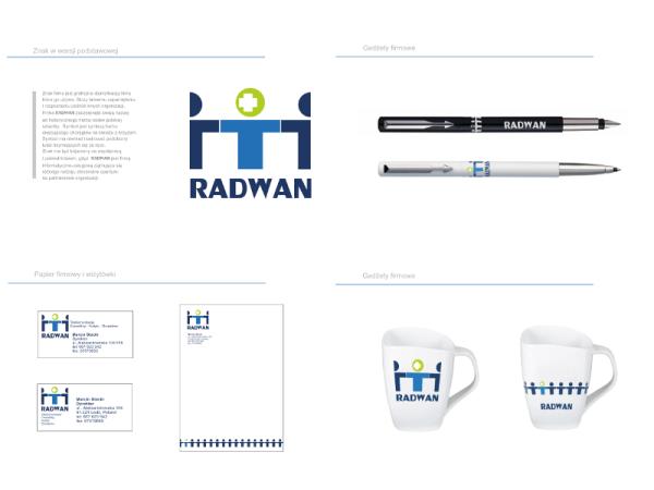 logo firmy Radwan