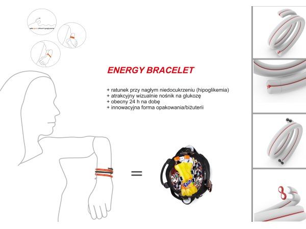 Opakowanie/biżuteria dla osób z hipoglikemią