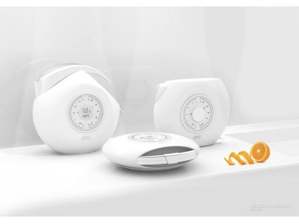 Projekt sprzętów AGD - czajnik, toster i opiekacz
