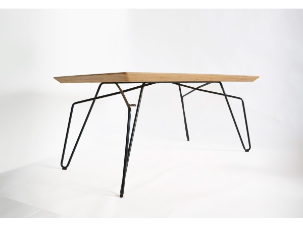 DINING TABLE NAGI BLACK