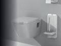 SLICE - seria ceramicznych akcesoriów do łazienek hotelowych