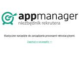 Appmanager - rekrutacja online!