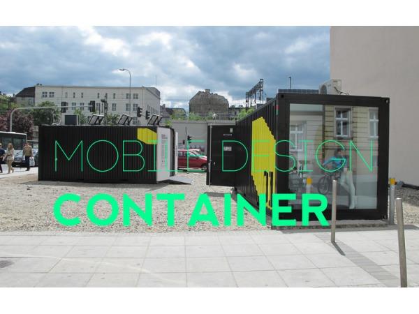 Mobilny Kontener Designu