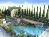 projekty i realizacje  terenów zewnętrznych / projekty i realizacje małej architektury