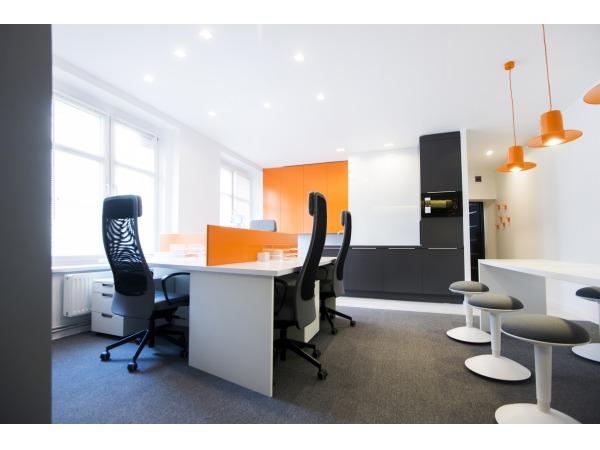 Małe biuro w Sosnowcu