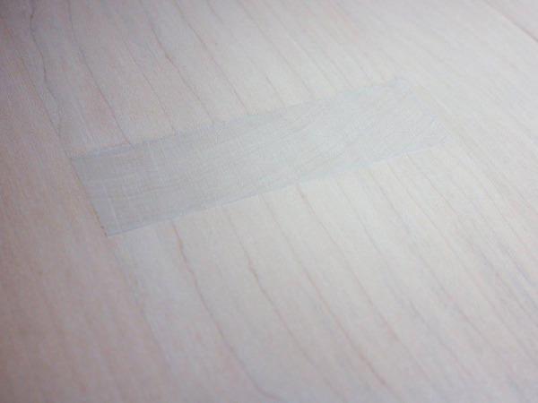Ława z litego drewna klonowego