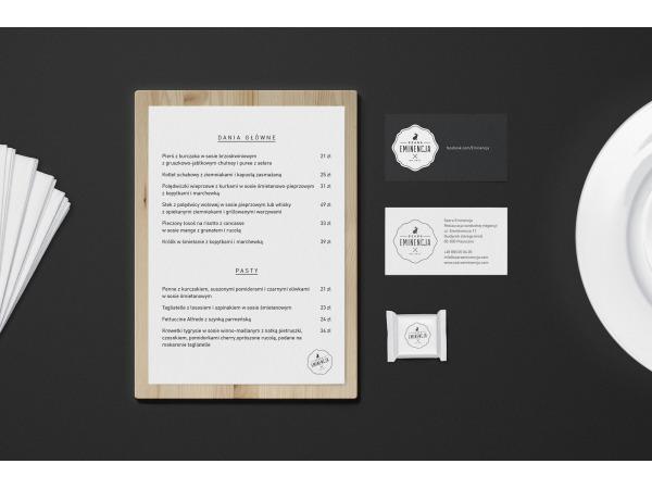 Identyfikacja restauracji Szara Eminencja