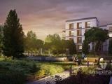 River Park - projekt zieleni osiedlowej
