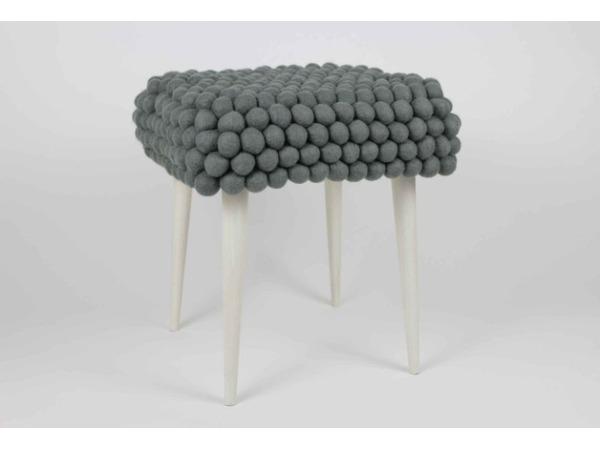 stołek grey cells